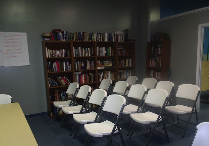 Our GED Classroom